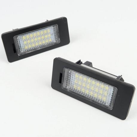 License plate LED Module for BMW E39, E82, E88...