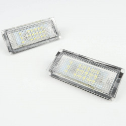 License plate LED Module for BMW E46 98-03