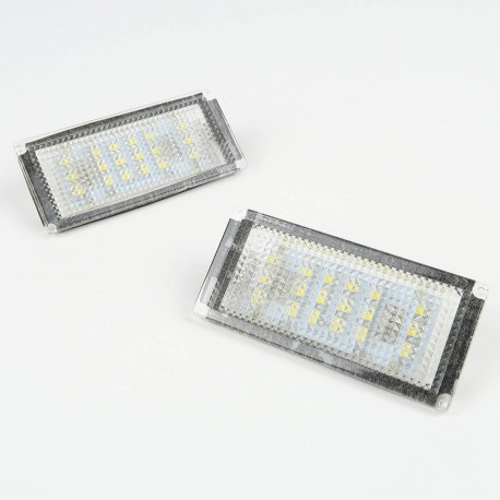 License plate LED Module for BMW E46 04-06