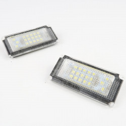 License plate LED Module for Mini Cooper R50, 52, 53