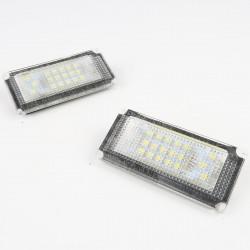Module de plaque LED pour Mini Cooper R50, 52, 53