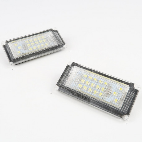 License plate LED Module for Mini Cooper R50, 52, 53