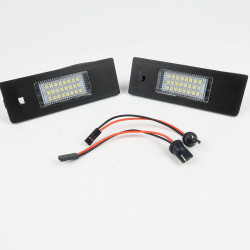 License plate LED Module for BMW Serie 1 E81, E87...