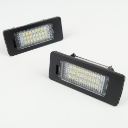 License plate LED Module for Audi TT, Q5, Passat...