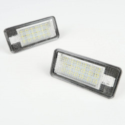License plate LED Module for Audi A3, A4, A6....