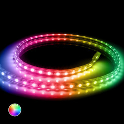 RGB LED Strip 220V AC 60 LED/m IP65