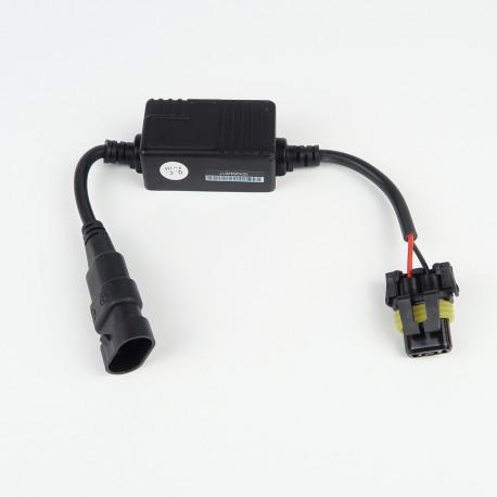 Accessoires LED pour voiture et moto : Module anti-erreur HB3/9005/HB4/9006 pour kit LED
