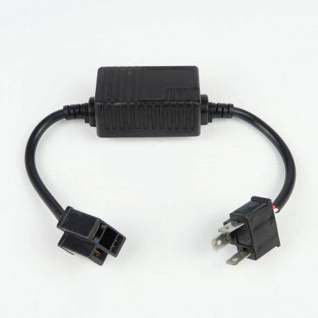 Accessoires LED pour voiture et moto : Module anti-erreur H4 pour kit LED