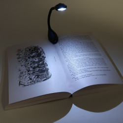LED Reading lamp Clip-on