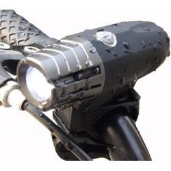 Phare LED rechargeable 200 Lumens pour vélo