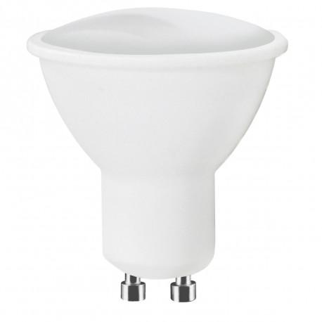 Lot de 10 ampoules LED GU10 2W Blanc Chaud 120° 200 Lm