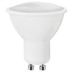 Set of 10 GU10 LED Bulbs 5W Warm White 120° 380 Lm