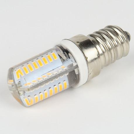 Ampoule à LED E14 pour maison et jardin : Ampoule LED E14 Blanc chaud 3W Slim
