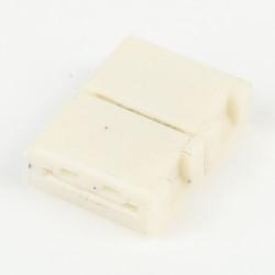 Connecteur Femelle-Femelle Mono Couleur 8mm (Pour bande classique)