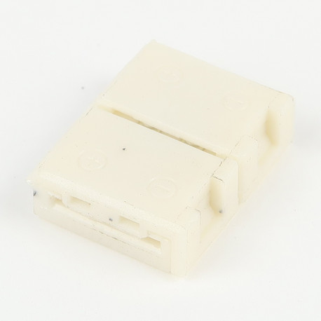 Accessoires pour bande LED : Connecteur Femelle-Femelle Mono Couleur (Pour bande classique)