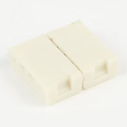 Connecteur Femelle-Femelle Mono Couleur 10mm (Pour barre flexible)