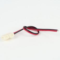 Connecteur àCâble Mono Couleur 10mm (Pour bande flexible)