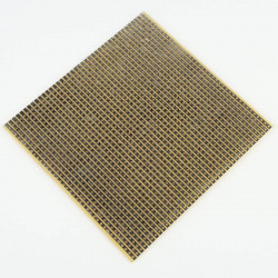 A Plate Test tape Bakelite 100 x 100 mm