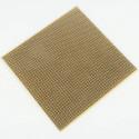 Plaque D'essai A Pastille Bakelite 100 x 100 mm