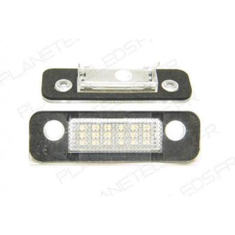 License plate LED Module for Ford Fiesta, Fusion et Mondeo