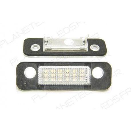 Module de plaque LED pour Ford Fiesta, Fusion et Mondeo