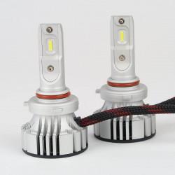 Kit LED HB3/9005 5000Lm Haute Puissance 6000K Ventilé