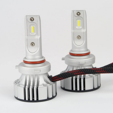 High Power LED Kit HB3/9005 5000Lm 6000k Ventilated