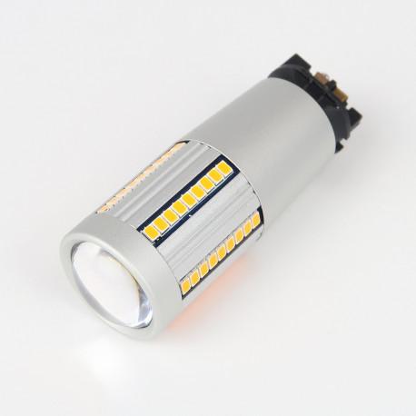 Eclairage LED pour voiture et moto : Ampoule LED PW24W Spéciale Clignotants 2000Lm