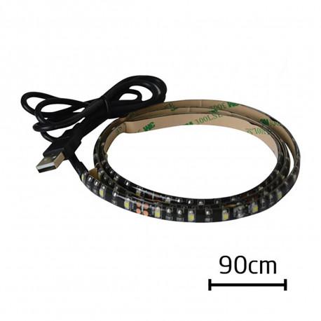 Ruban LED 90 cm USB