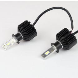 Ampoules LED H3 OneStep Haute puissance 3600LM