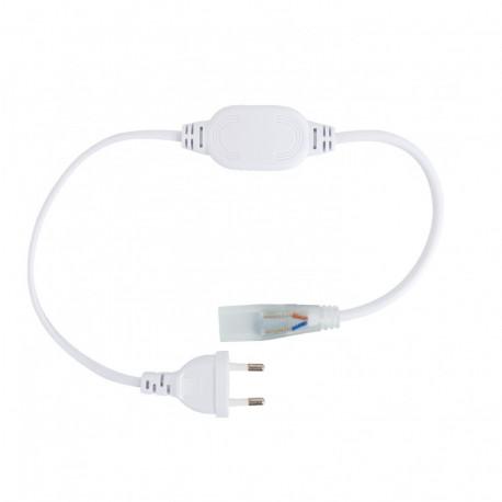 Câble Correcteur Courant IP65 Ruban LED 220V AC