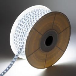 Coil LED 220V AC SMD5050 60 LEDS/m cool White (50 Meters)