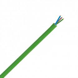 1m Gaine Câblée 3 x 1.5mm2 Sans Halogène