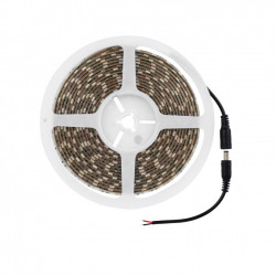 LED ribbon 12V DC, SMD5050 60LED/m 5m IP65