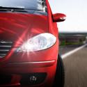 LED High beam headlights kit for Peugeot 3008 2009-2016