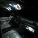 Interior LED lighting kit for Fiat 500 X 2014-