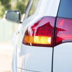 LED Rear indicator lamps for Nissan Qashqai 2 2014-2018