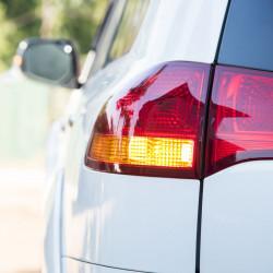 Pack LED clignotants arrière pour Peugeot 407 2003-2011