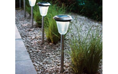 LED Solar-powered Lighting : use and advantages