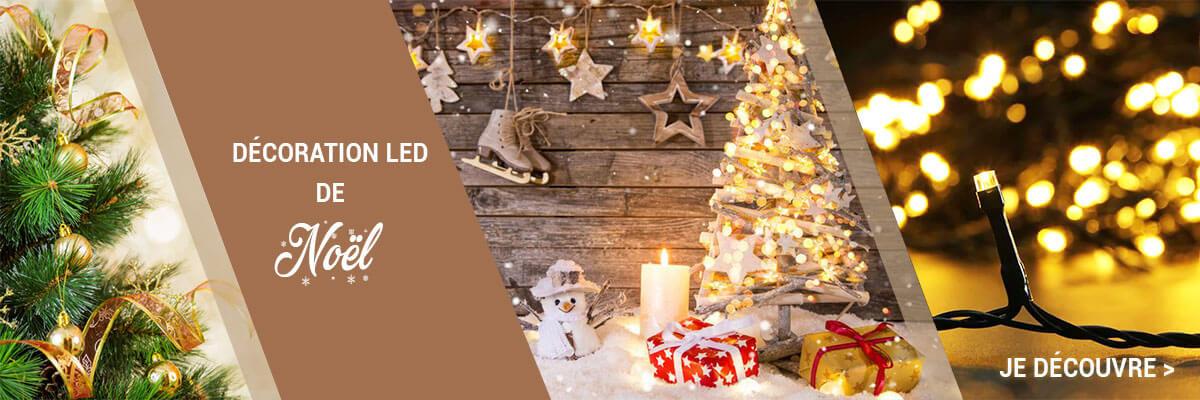Décoration LED Noël